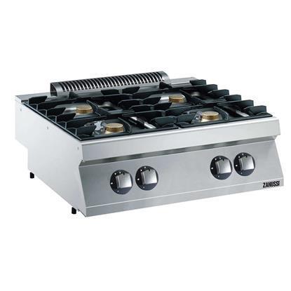 Offerta EVO700 Cucina a gas 4 fuochi Zanussi